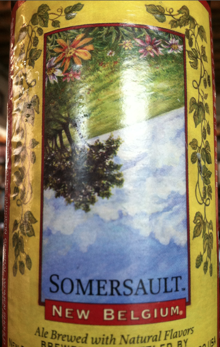 Somersault New Somersault is New by New