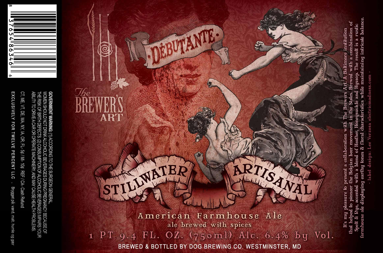 Stillwater Artisinal Ales Debutante
