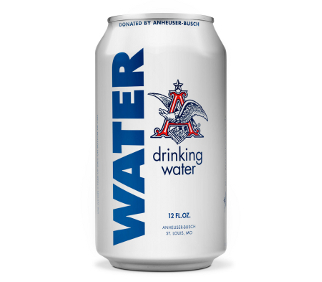 Cartersville Georgia Anheuser Busch Plant Cans Water For