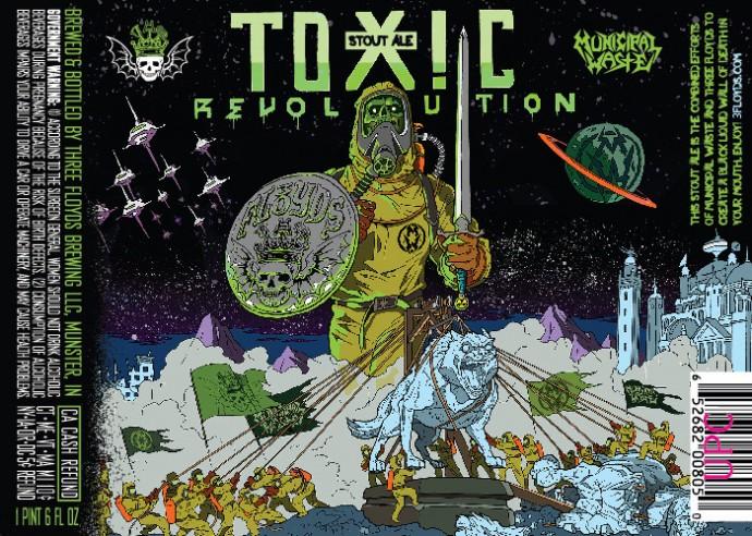 3 Floyds Toxic Revolution