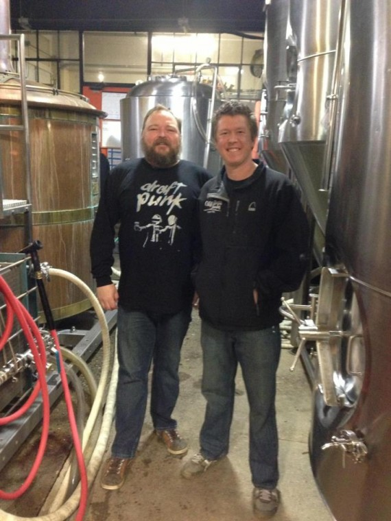 Oskar blues asheville brewing collaborate you name it for Asheville t shirt company