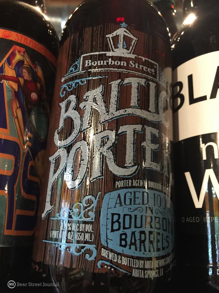 Abita Bourbon Street Baltic Porter