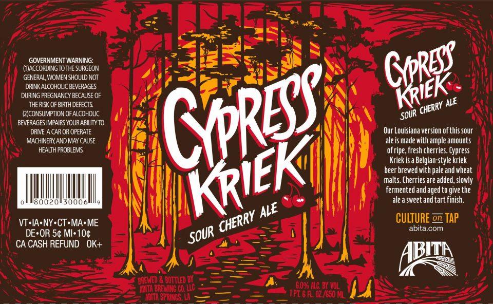 Abita Cypress Kriek