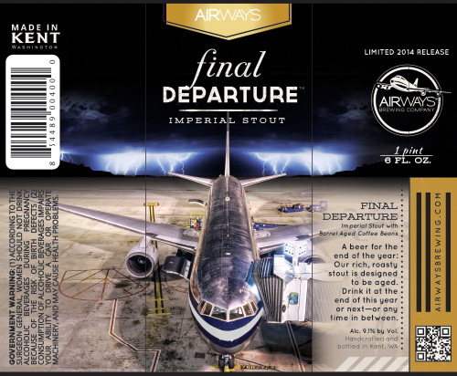 Airways Final Departure