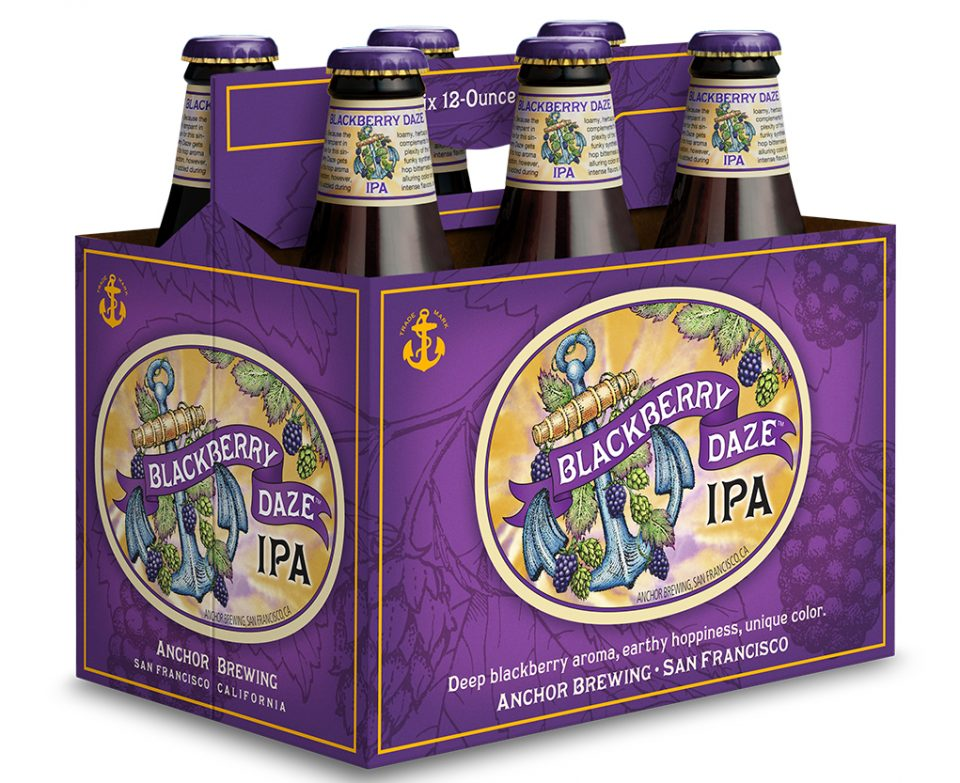 Anchor Blackberry Daze IPA 6pack