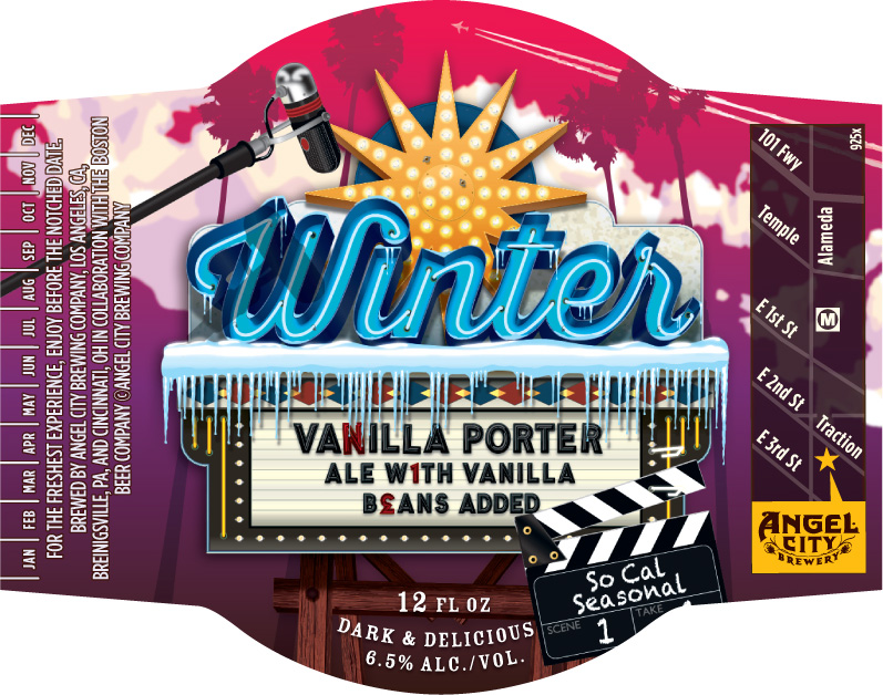 Angel City Winter Vanilla