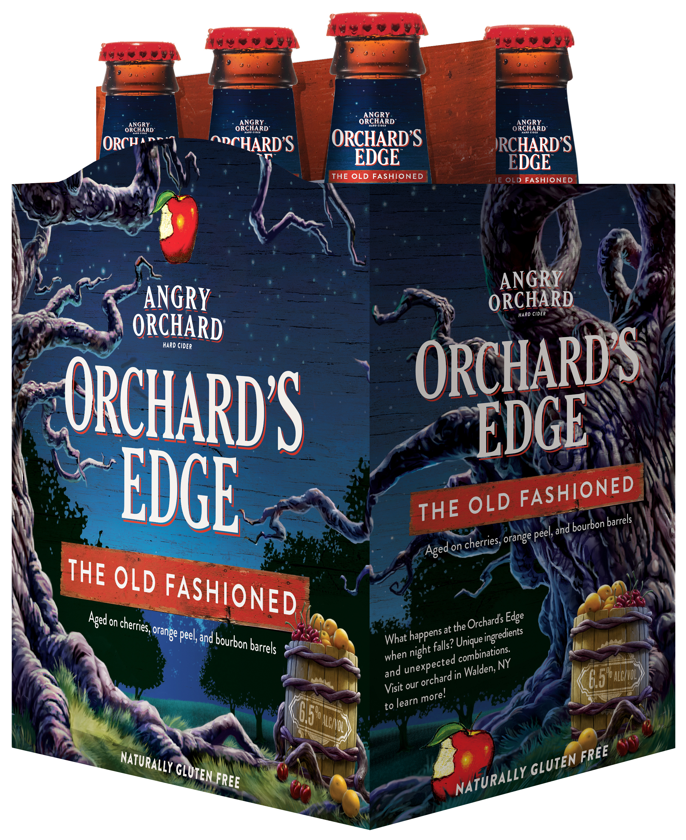 Angry Orchard The Old Fashioned debuts year-round - Beer Street ...