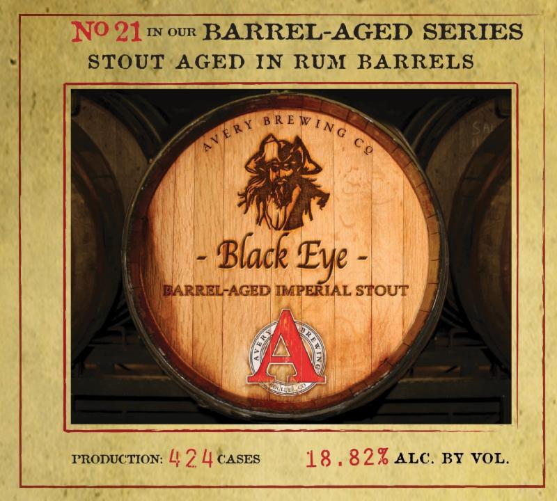 Avery Black Eye
