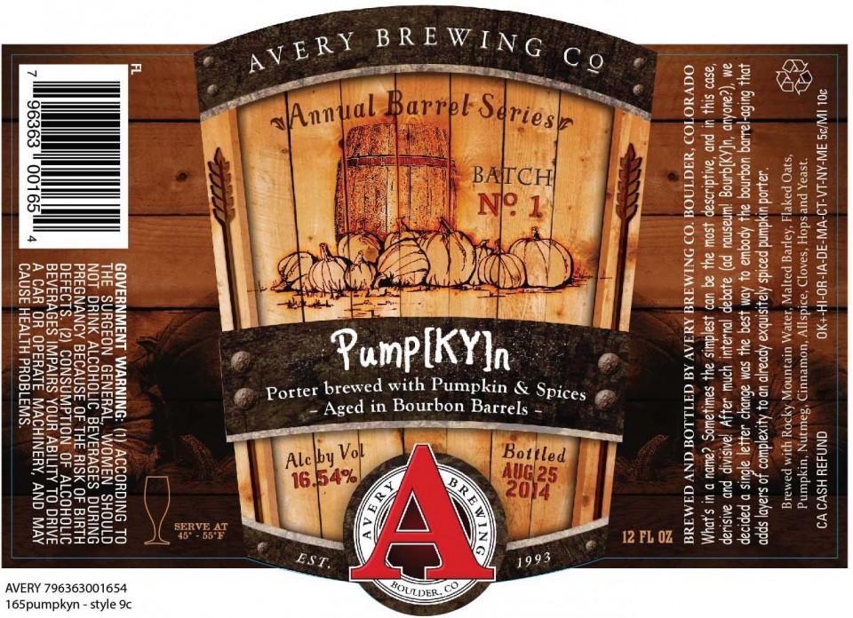 Avery PumpKYn