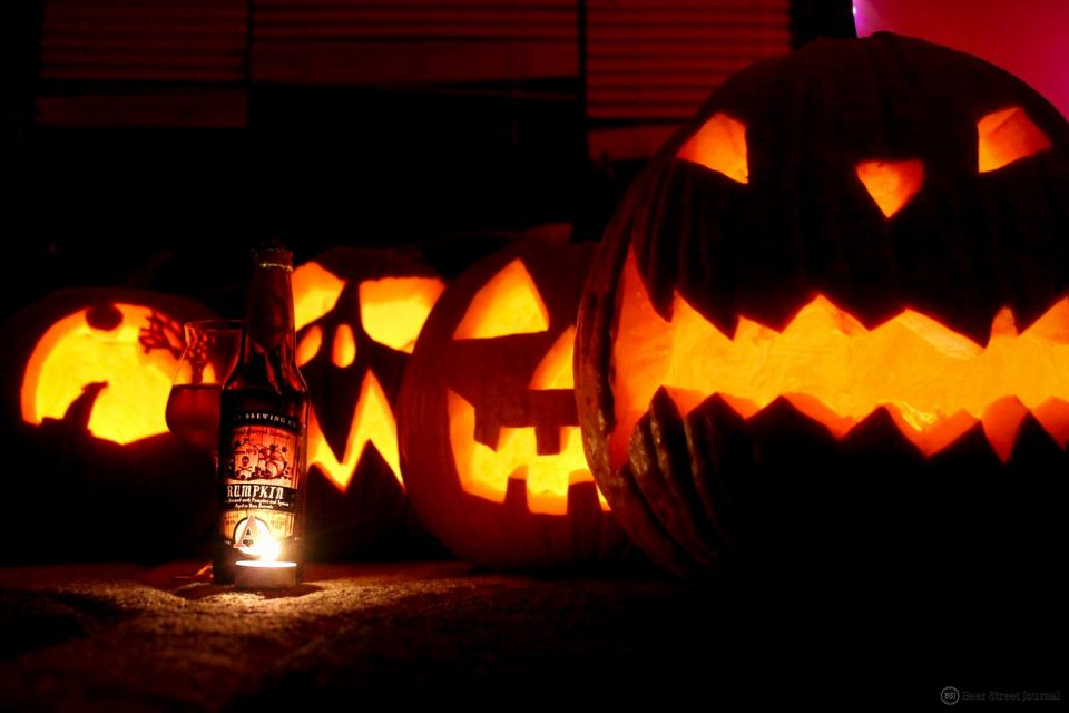 Avery Rumpkin Halloween 2016