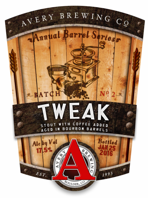 Avery Tweak 2016