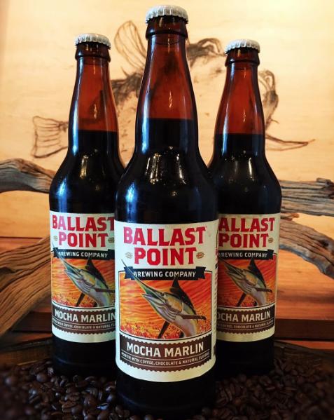 Ballast Point Mocha Marlin