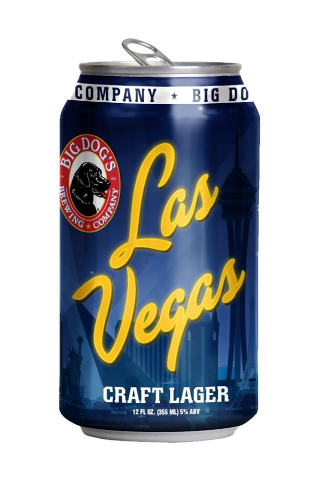 Big Dogs Las Vegas Craft Lager