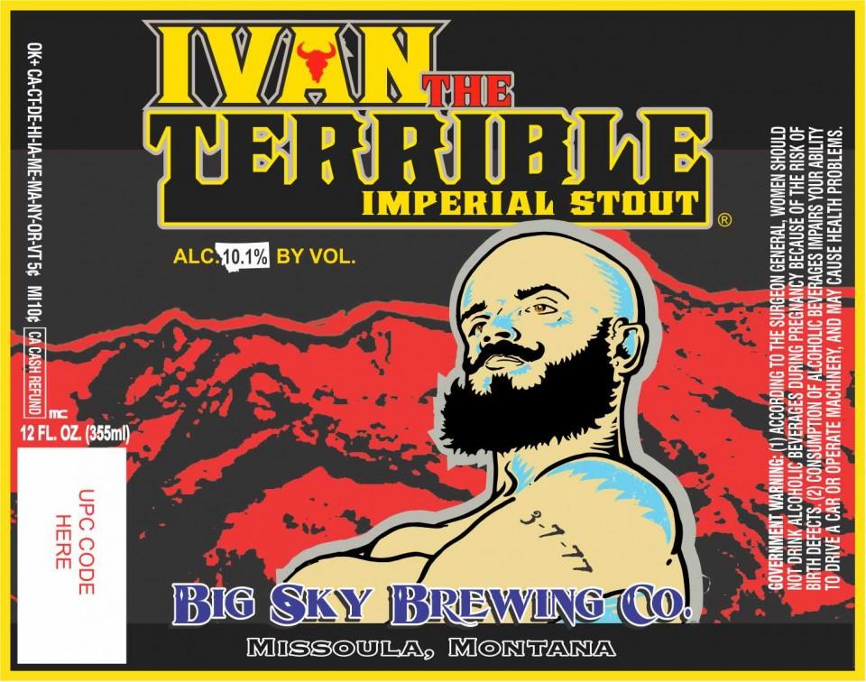 Big Sky Ivan The Terrible