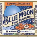 Blue Moon First Peach Ale
