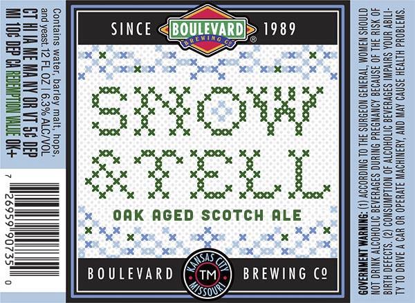 Boulevard Snow & Tell