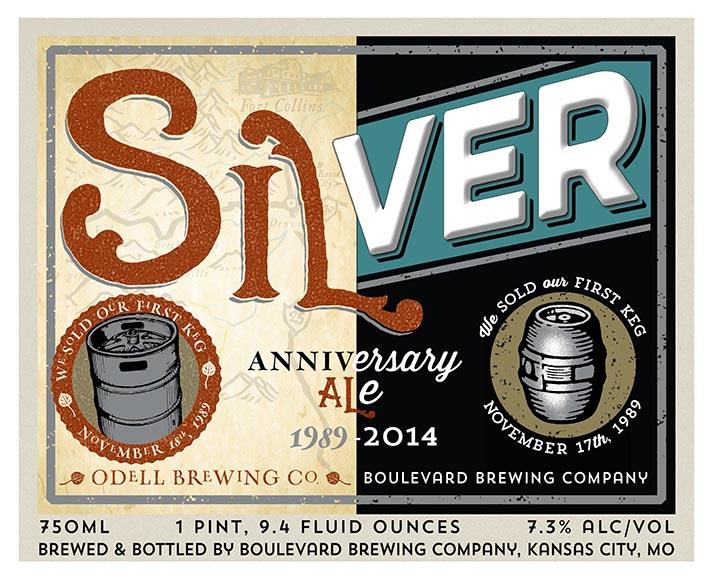Boulevard Silver Anniversary Ale