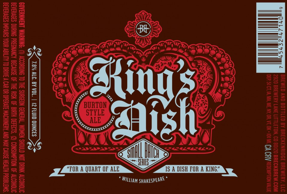 Breckenridge King's Dish