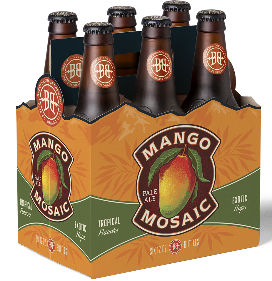 Breckenridge Mango Mosaic