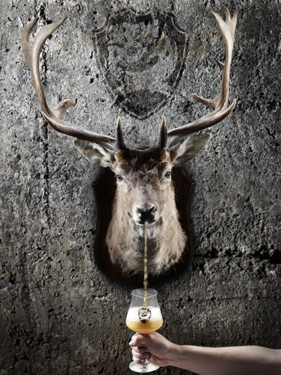 Brewdog Deer Head 1