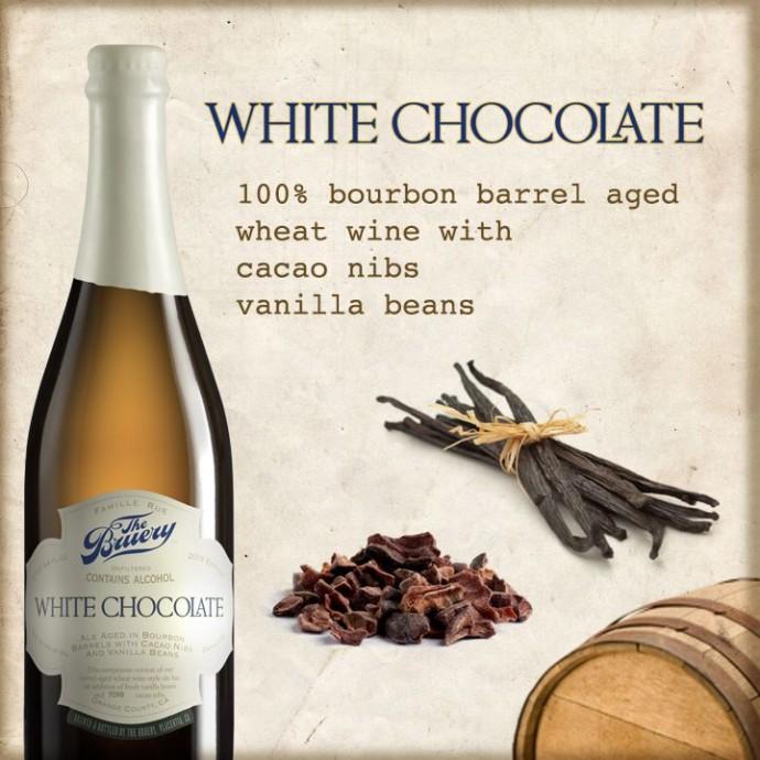 Bruery White Chocolate 2013