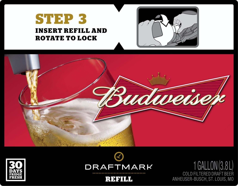 Budweiser Draftmark System Beer Street Journal