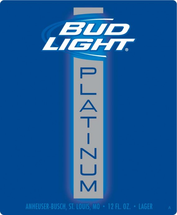 There It Is Bud Light Platinum Beer Street Journal