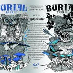 Burial Haysaw Saison Cans