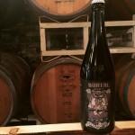 Burial Pinot Noir Barrel Aged Haysaw Saison
