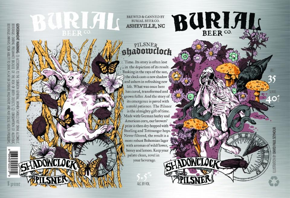 Burial Shadowclock Pilsner