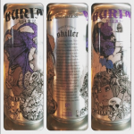 Burial Skillet Donut Stout Cans