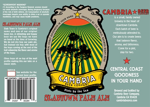 Cambria Slab Town