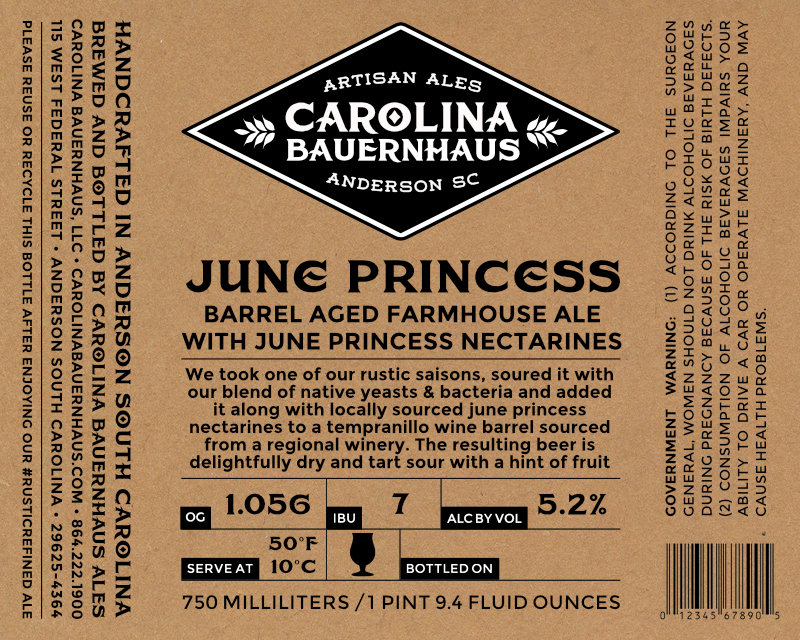 Carolina Bauernhaus June Princess