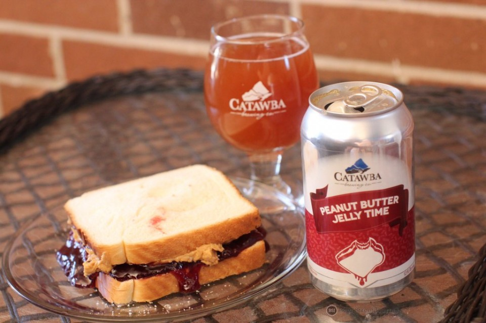Catawba Peanut Butter Jelly Time can