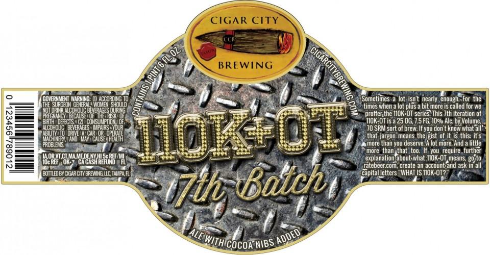 Cigar City 110K+OT Batch 7