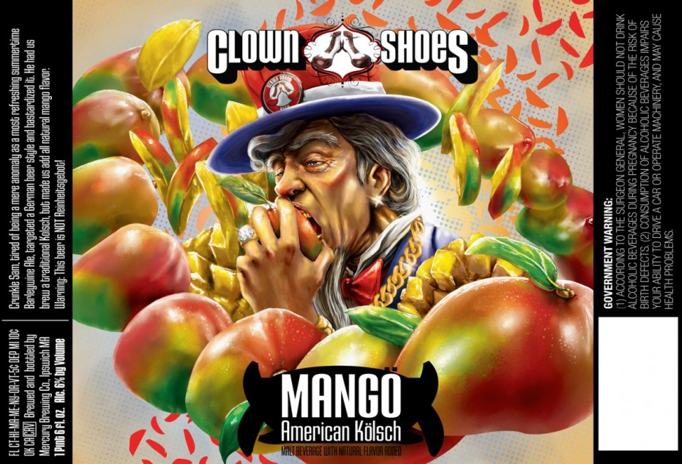 Clown Shoes Mango
