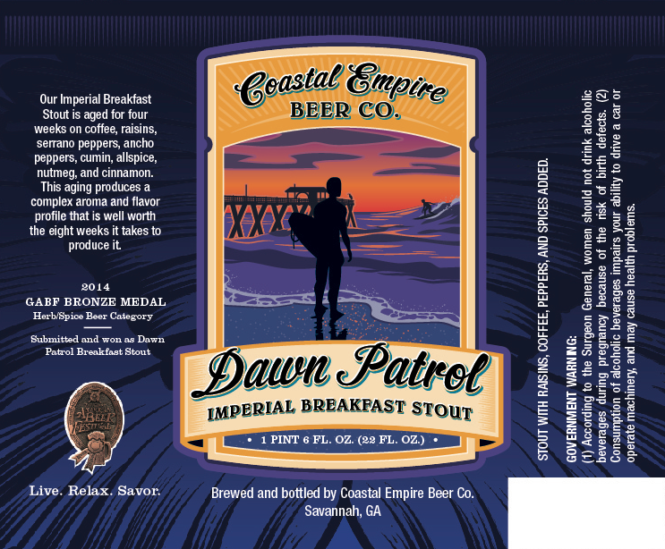 Coastal Empire Dawn Patrol