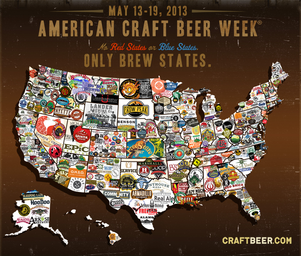 Craftbeer map post fb   Beer Street Journal