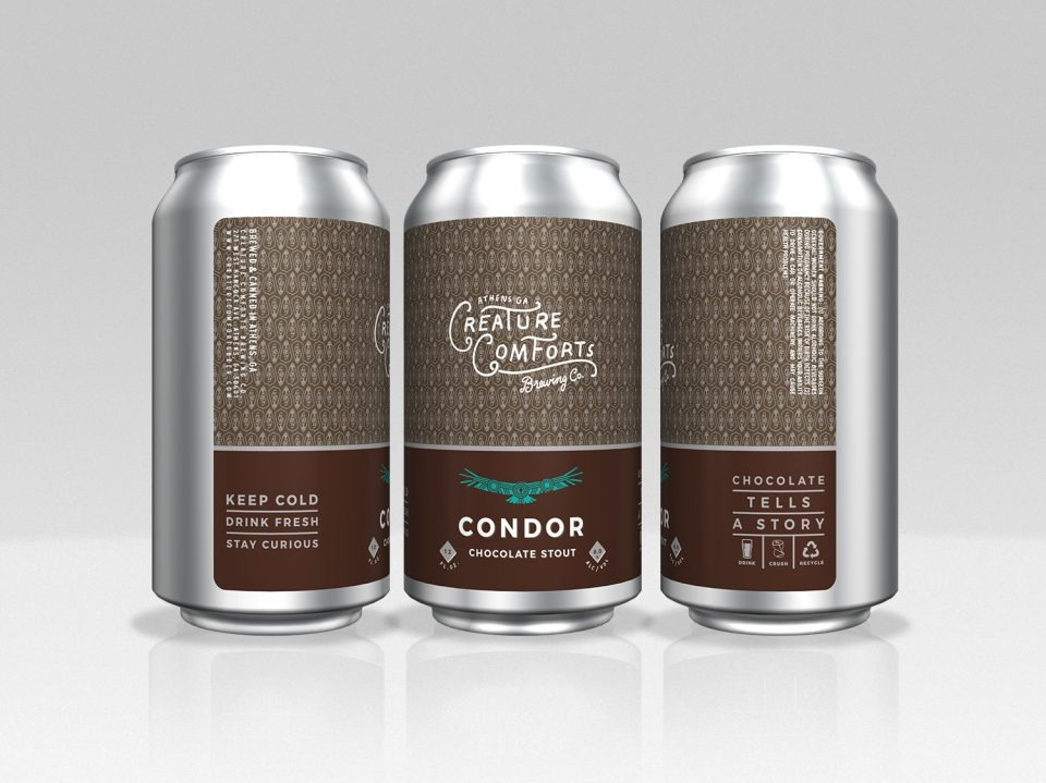 Creature Comforts Condor Chocolate Stout