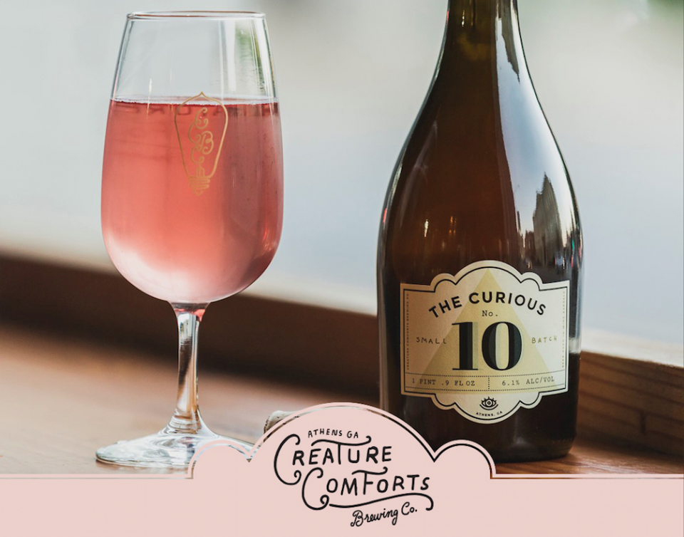 Creature Comforts Curious 10