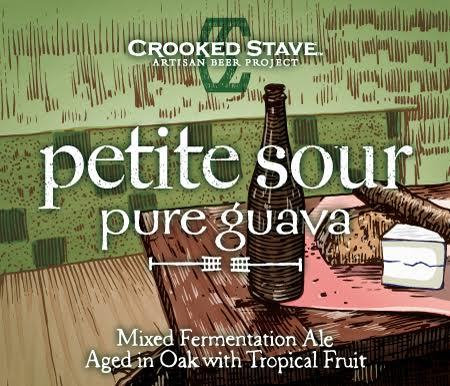 Crooked Stave Petite Sour Pure Guava
