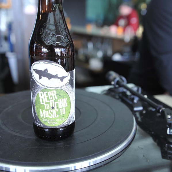 Dogfish Beer to Drink Music To bottle