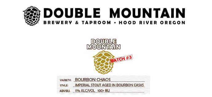 Double Mountain Bourbon Chaos