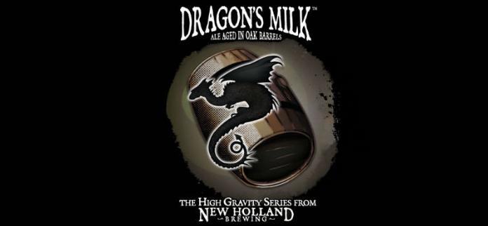 Dragon's Milk Logo