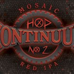 Duclaw Hop Continuum #2 Mosaic Red
