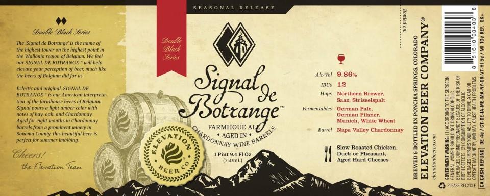 Elevation Signal dxe Botrange
