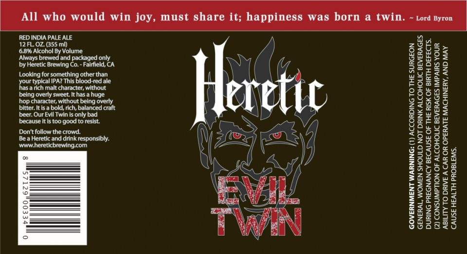 Evil Twin Heretic