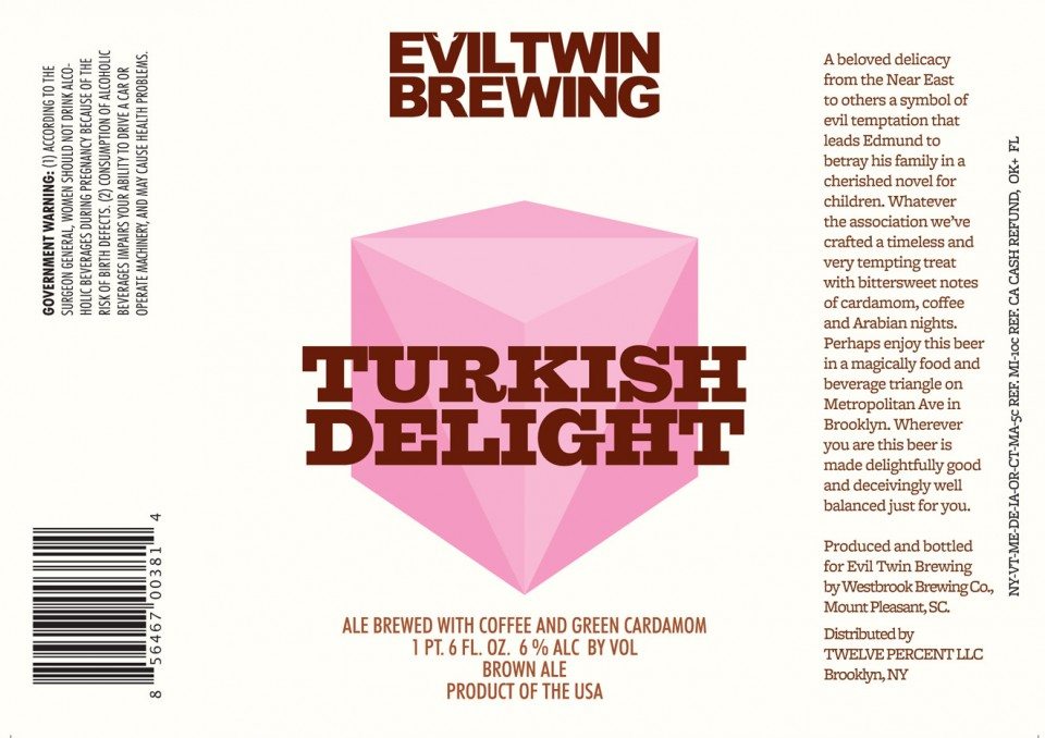 Evil Twin Turkish Delight