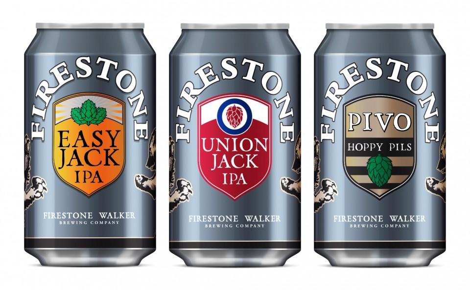 Firestone Walker Cans