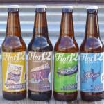 Flat12 Bierworks Branding 2016